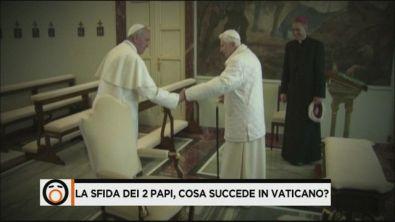 La sfida dei due papi, cosa succede in Vaticano?