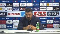 "Gattuso: ""Quel rigore non mi va giù"""
