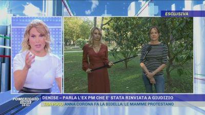 Denise Pipitone. Parla l'ex PM che è stata rinviata a giudizio