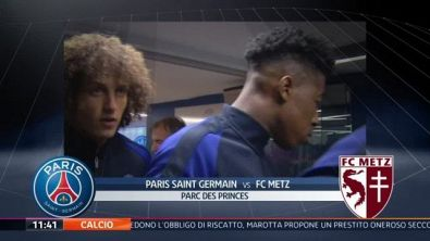 Paris Saint Germain-FC Metz 3-0