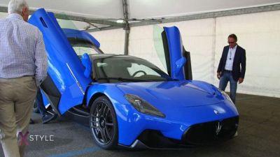 Speciale Motor Valley Fest a Modena pochi giorni fa