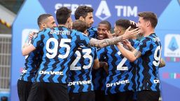 Serie A, 35esima giornata: Inter-Sampdoria 5-1