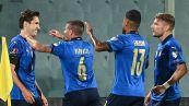 Qualificazioni Qatar 2022 Italia-Bulgaria 1-1