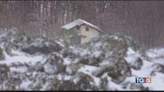 Freddo e vento forte è tornato l'inverno