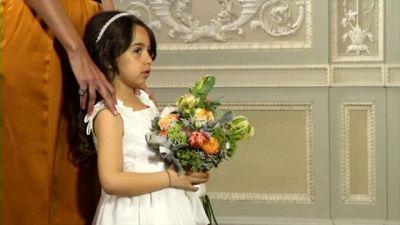 Il bouquet torni alla sposa più bella!