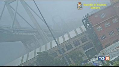 Ecco come crollò il ponte Morandi