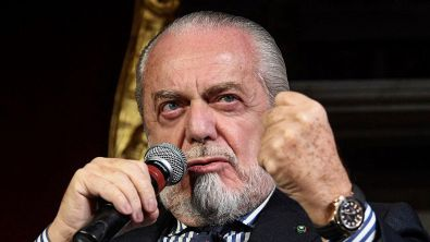 Aurelio de Laurentiis presidente pop tra cinema e calcio