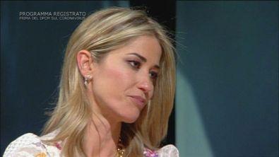"""Elena Santarelli: """"A Giacomo ho dovuto dire tutta la verità"""""""