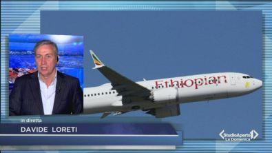 Etiopia, si schianta un Boeing 737