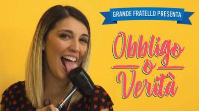 """#GF15 presenta """"Obbligo o Verità"""" con Veronica"""