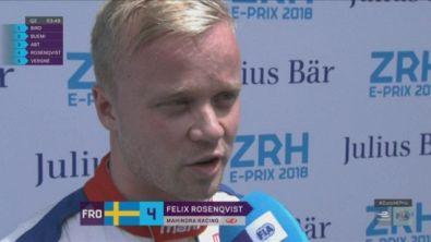 Pole: Felix Rosenqvist