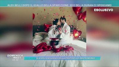 Le storie d'amore di Alex Belli
