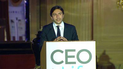 CEO for Life Awards - Daniele Di Fausto - CEO eFM