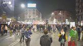 A Milano un arresto e 83 denunce dopo il corteo no Green Pass