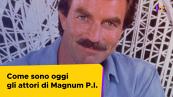 Come sono oggi gli attori di Magnum P.I.