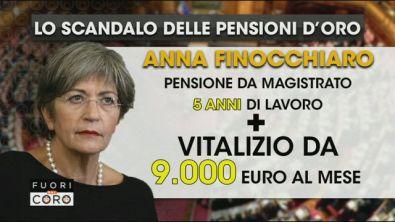 Pensioni e vitalizi