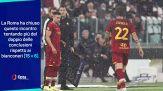 Juventus-Roma 1-0: i numeri del match