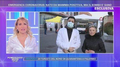Emergenza Coronavirus: nato da mamma positiva ma il bimbo è sano