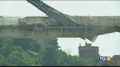Secondo un report del 2014 il ponte Morandi era a rischio crollo