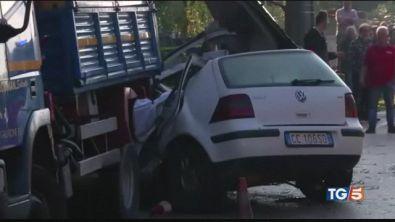 Strage sul lavoro, 4 morti in Salento