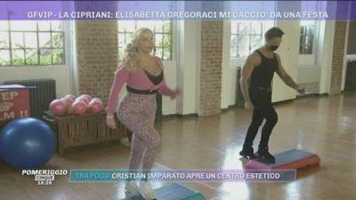 Francesca Cipriani e la ginnastica