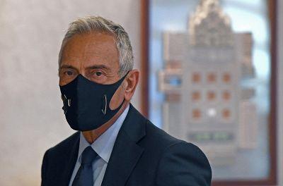 """Europei, Gravina: """"Moderatamente ottimista, domani a Palazzo Chigi"""""""