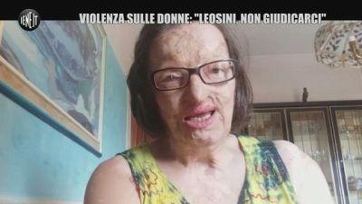 """Violenza sulle donne: """"Leosini, non giudicarci"""""""