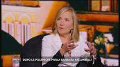 Dopo le polemiche parla Barbara Palombelli