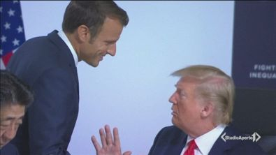 G7 con sorprese
