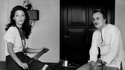 Tata Giacobetti: il grande amore di Valeria Fabrizi