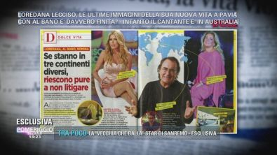 Lecciso - Al Bano - Romina Power:...