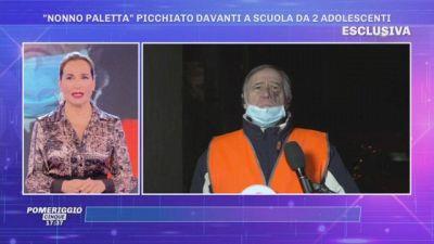 Trieste, ''Nonno paletta'' picchiato davanti a scuola da 2 adolescenti