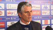 """Brescia,""""Diego Lopez: """"Il lavoro è fondamentale per uscire da questo brutto periodo"""""""