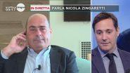 Nicola Zingaretti e l'Europa