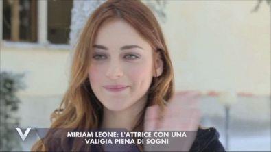 La carriera artistica di Miriam Leone