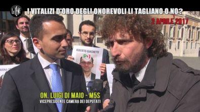 ROMA: A chi va il vitalizio italiano da 1 milione di euro?