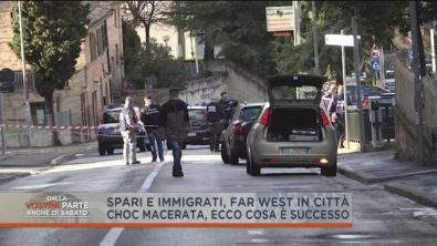 Far west a Macerata
