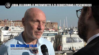 SCHEMRBI: Libia: gli diamo le motovedette e ci sequestrano i pescherecci