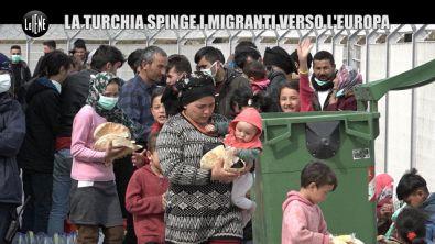 MARTINELLI: I migranti dalla Turchia a Lesbo: ecco cosa succede sull'isola in Grecia