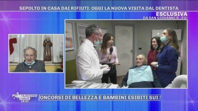 Umberto: la nuova visita dal dentista