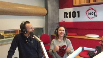 Valeria Graci special guest della Banda di R101