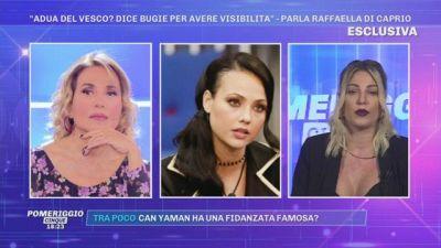 Raffaella Di Caprio: ''Adua Del Vesco? Dice bugie per avere visibilità''