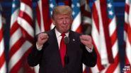 Gli esilaranti auguri del Senatore Razzi a Trump