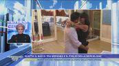 GF Vip: Miriana Trevisan bacia il figlio della Mirigliani