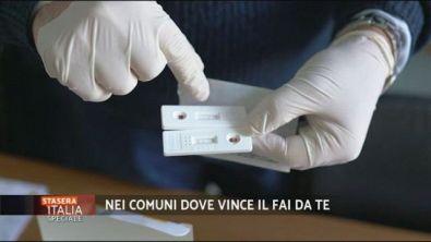 Coronavirus: Nei Comuni del fai da te