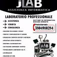 jLAB volantino