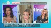Tutti contro Claudia Letizia