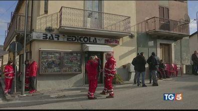 Scossa in Abruzzo