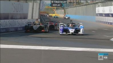 Gli highlights dell'E-Prix di Marrakech