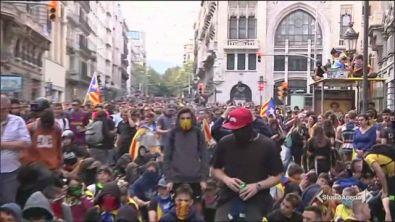 Barcellona ad alta tensione